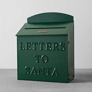 Hearth And Hand Magnolia Letters to Santa Mailbox